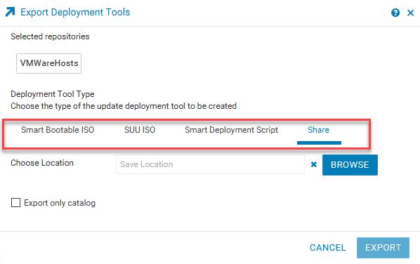 Update von Dell Servern über iDRAC im Zusammenspiel mit